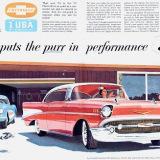 Werring Chevrolet Basking Ridge 1957
