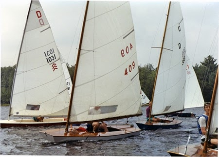 Duster Nationals on Lake Naomi