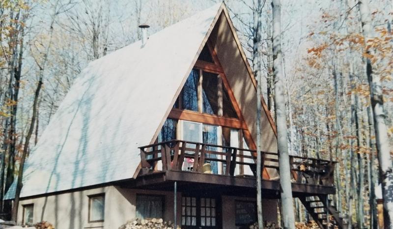 Lake Naomi Pocono Pines Home