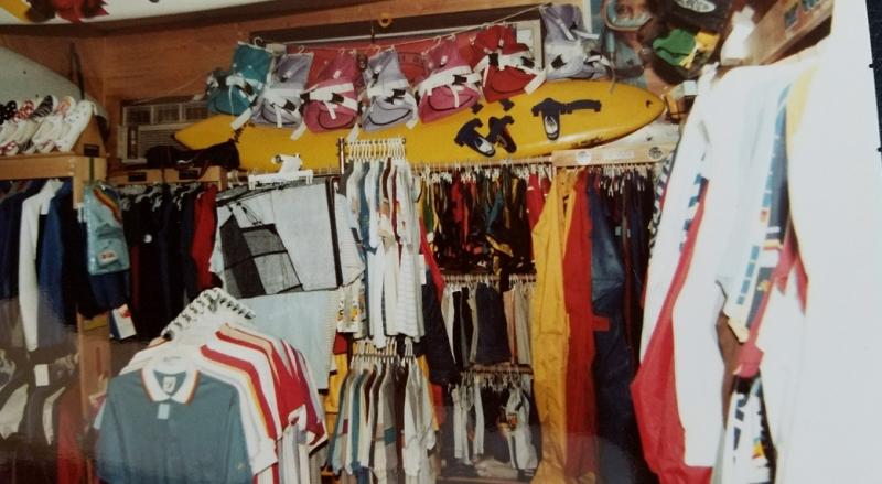 Cranford Boat Interior 1984