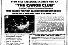 1983 New Passbook 10 trip pack