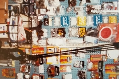1985 Parts Wall
