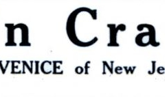 Cranford - The Venice of New Jersey