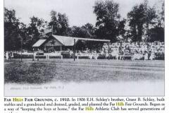 The Far Hills Fairgrounds c.1910