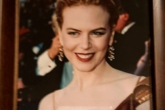 Niclole Kidman stayed at the Olde Mill Inn