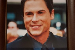 Rob Lowe stayed at the Olde Mill Inn