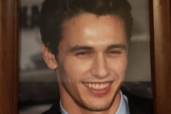 James Franco filmed a movie at the Olde Mill Inn