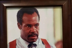 Danny Glover stayed at the Olde Mill Inn