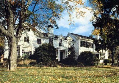 The Windfall Mansion in 2007. Source: Brooks Betz