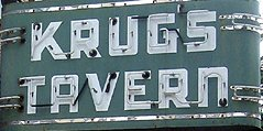 Krugs Tavern, Newark NJ - Mr. Local History #mrlocalhistory