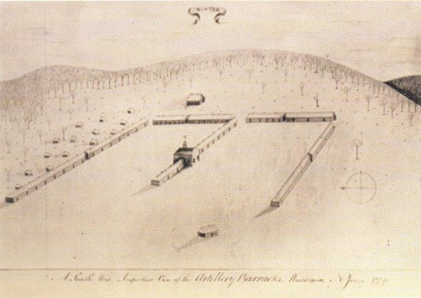 General Henry Knox - Pluckemin Cantonment Vanderveer House NJ - Mr. Local History #mrlocalhistory
