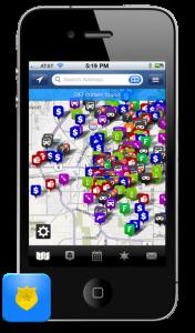 crimemapping app