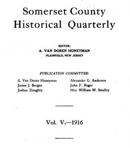 Somersety Quarterly Cover