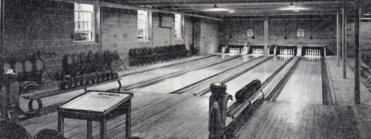 Bowling in the Somerset Hills - The history - Mr Local History Project