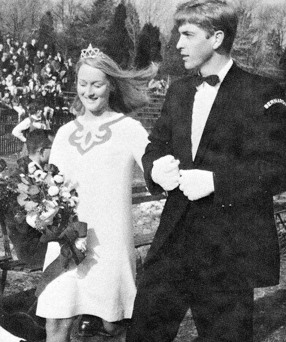 Meryl Streep Bernards High Homecoming Queen (Junior) (1966)