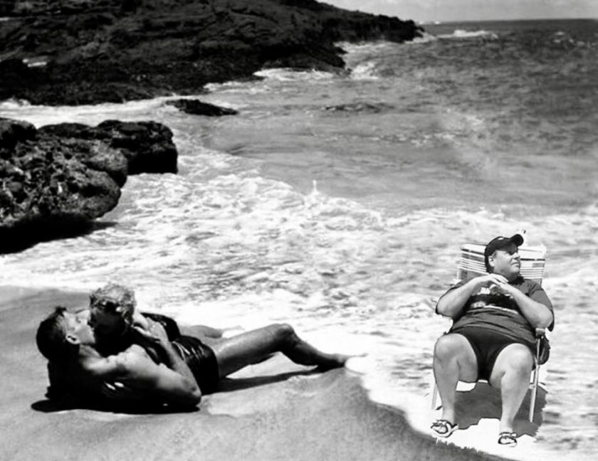 Chris Christie Beach chair meme Mr. Local History #mrlocalhistory