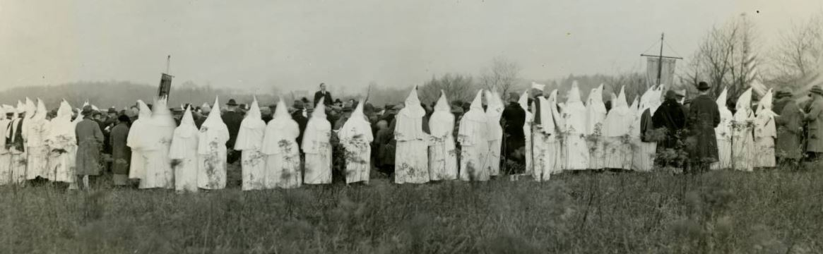 KKK in Basking Ridge - Mr Local History