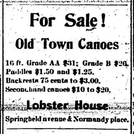 Growing up at the Cranford Canoe Club - Mr. Local History Archive #mrlocalhistory