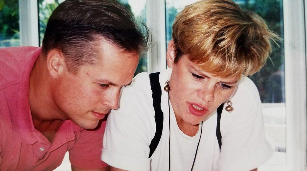 Brooks Betz and Jill McShea