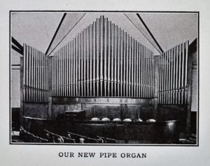 Bishop Janes Pipe Organ 1926
