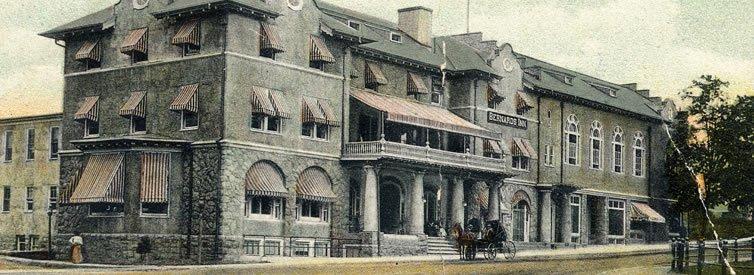 The Bernards Inn in Bernardsvhille, NJ
