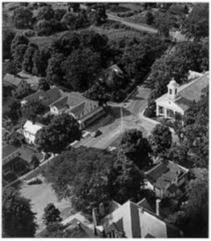Basking Ridge Downtown - Mr. Local History