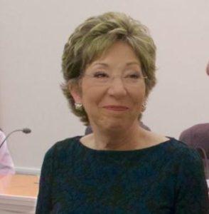 Bernardsville's First Woman May0r -2019 - Mayor Mary Jane Canose