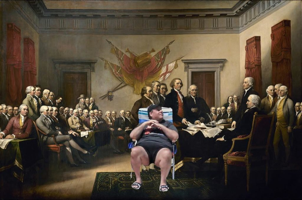 #chrischristiebeachchairmeme - Mr. Local History