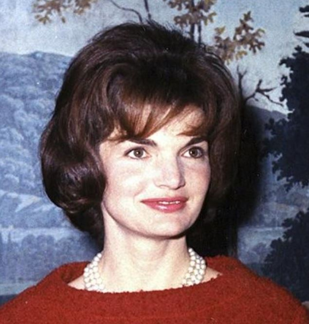 Jacqueline Kennedy Onassis - mr local history