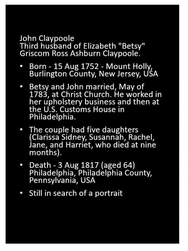 John Claypool Bio - Looking for a portrait!!!!