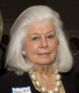 Peapack Gladstone's Nancy Buck Pyne of Far Hills, New Jersey