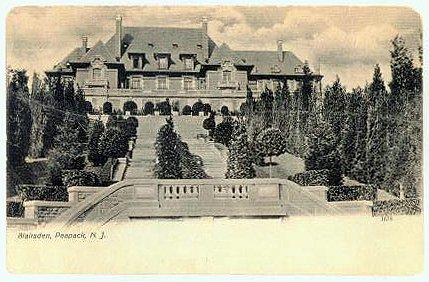 C. Ledyard Blair built the famed Blairsden Estate in Peapack, New Jersey.