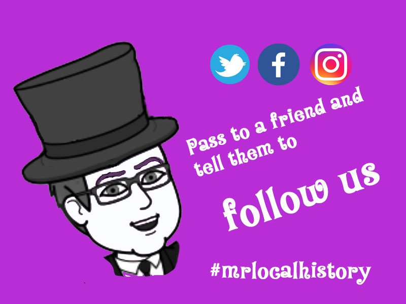 Join the social media - Mr. Local History