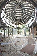 Construction of the Palmer Rotunda at the USGA