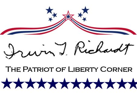 Irwin Richardt - The Patriot of Liberty Corner - Mr. Local History