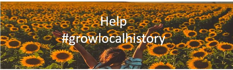 #growlocalhistory by the Mr Local History Project