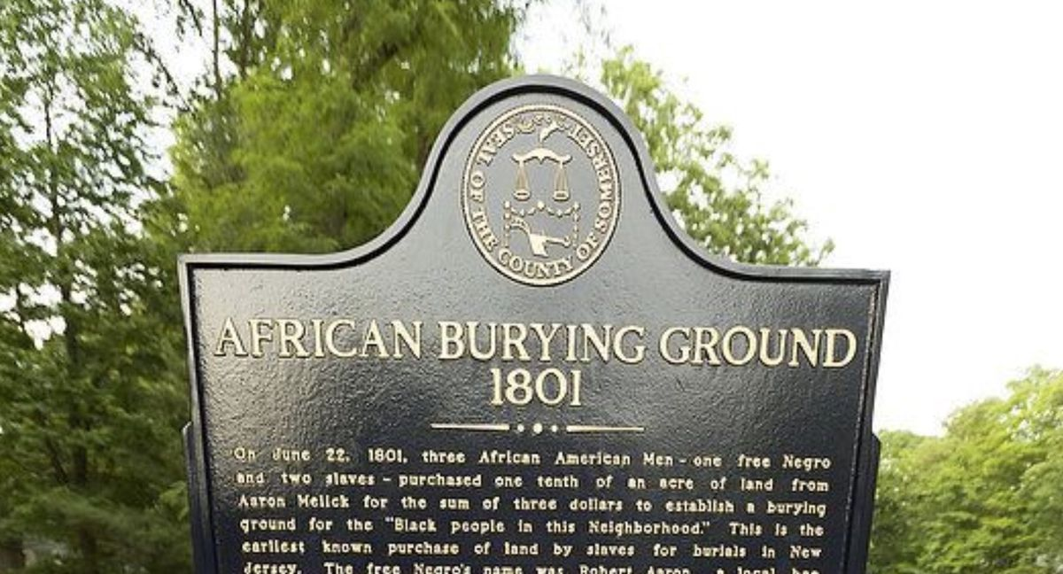 Mr Local History takes a look at a unique burial ground in Bedminster, New Jersey