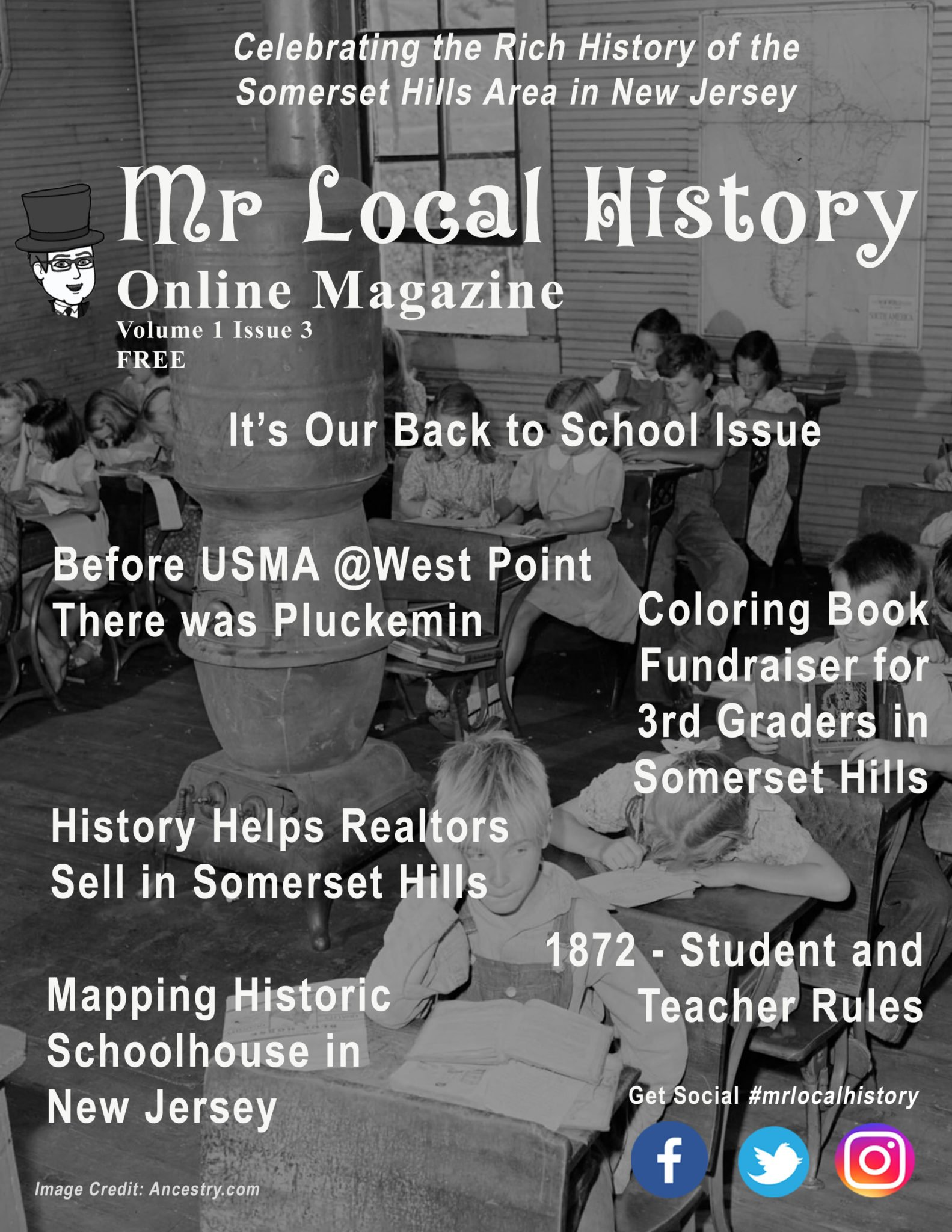 Mr Local History Magazine