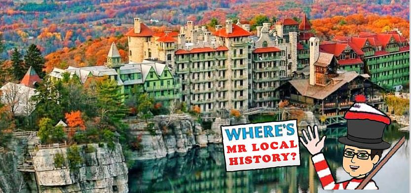 Mohonk Mountain Resort recently turned 150 years old and it's pricey to go. But a day trip is awesome! Mr Local History Project