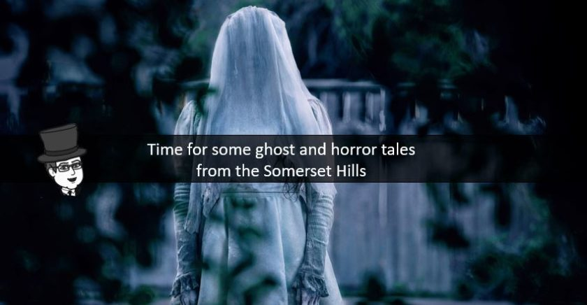 Ghost Tales from the Somerset Hills