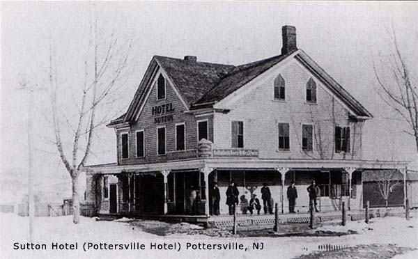 Pottersville Hotel 1905