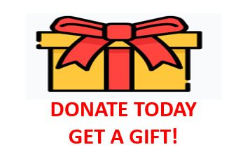 Donate today and get a great Mr. Local History gift. While supplies last.