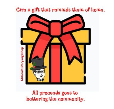 Click Here to shop our community online gift store. Local gifts that better the community.