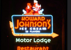 Remembering Howard Johnson's