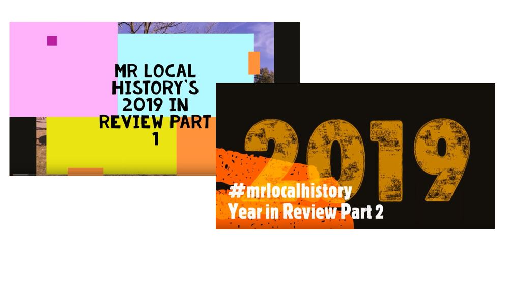 The Mr. Local History 2019 Year in Pictures. Join us for a look back at our inaugural year!