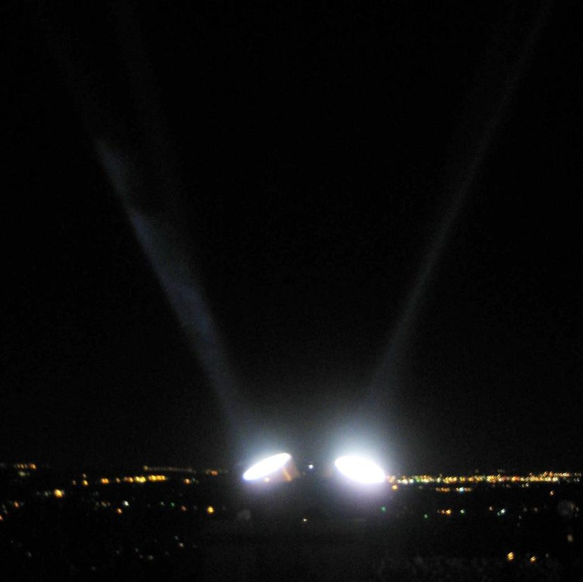 Beacon Search Light, Washington Rock Monument in Green Brook, NJ 2008 #mrlocalhistory