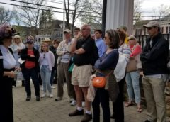 JOIN US: Walking Tour of Historic Basking Ridge Village