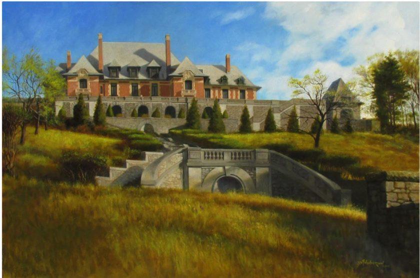 Peapack's Blairsden by David-Henderson