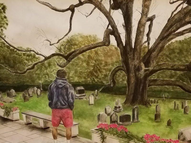 Oak Tree Art Show - Unknown