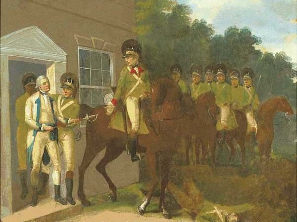 General Lee Capture - NJ Museum